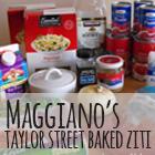Copycat Maggiano's Taylor Street Baked Ziti Recipe