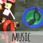 Music Theme Birthday Party