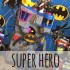 Super Hero Birthday Party