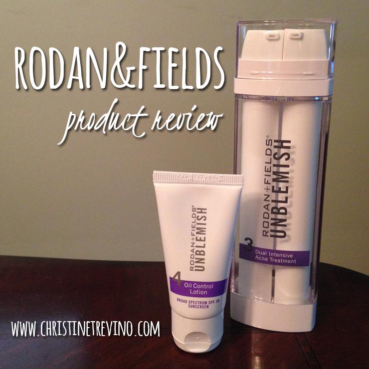 Rodan&Fields Product Review