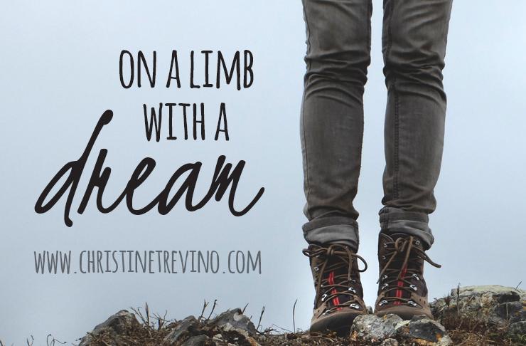 On a Limb with a Dream