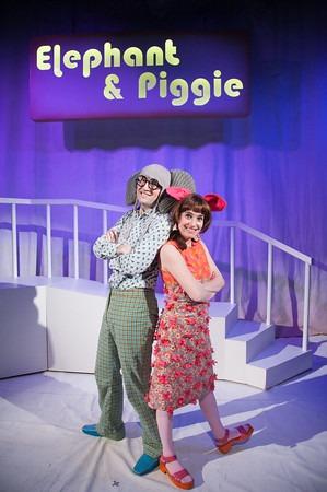 Gerald and Piggie