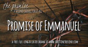 Part I | Promise of Emmanuel