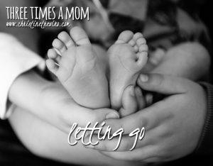 Part IV | Letting Go [Three Times a Mom]
